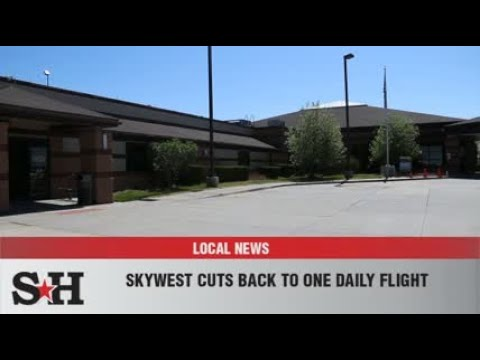 SkyWest Airlines Has Cut Down To One Flight Daily