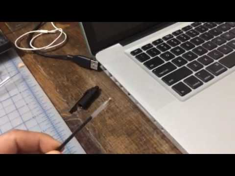 HEADPHONE AUDIO JACK FIX ON MACBOOK PRO 15'(SO EASY!!!) TRY AT YOUR OWN RISK