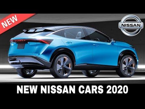 10 New Nissan