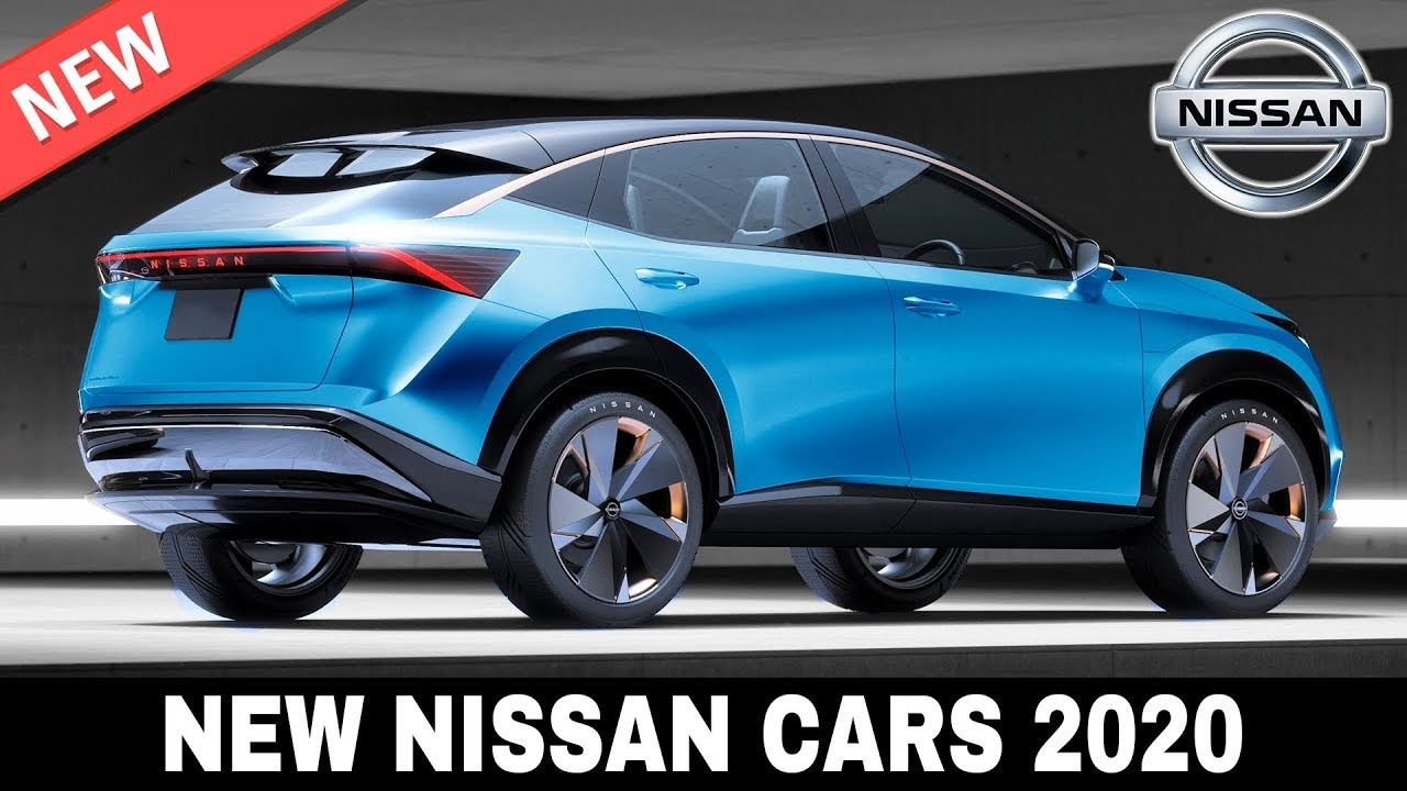 10 New Nissan Cars And Crossovers Bringing Updated Japanese