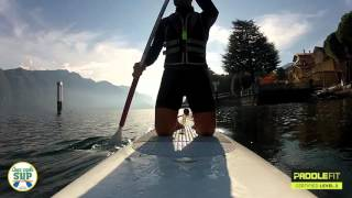 Bellagio Water Sports - Lake Como SUP - Paddlefit Certification Level 2