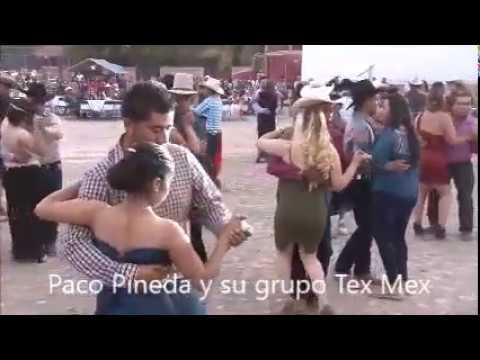 PACO PINEDA Y SU GRUPO TEX MEX