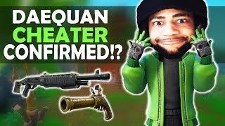 DAEQUAN CHEATER CONFIRMED!?