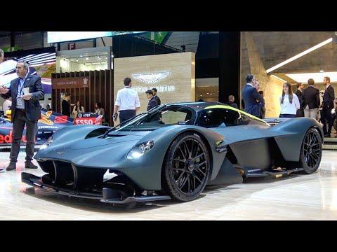 2019 Aston Martin Valkyrie: Exterior and Interior Overview ...