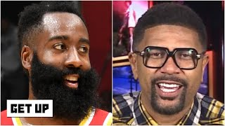 James Harden being traded to the Nets is 'outstanding' for the NBA - Jalen Rose | Get Up