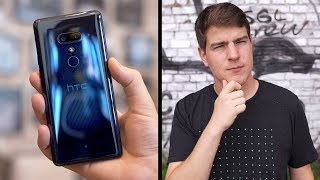 Das erste Smartphone ohne Knöpfe: Meine Meinung zum HTC U12 Plus! - felixba
