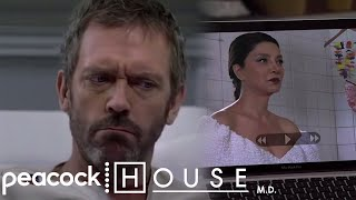 When House's Diagnosis Becomes Art | House M.D.