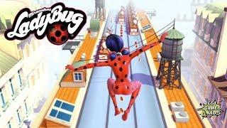 Miraculous Ladybug & Cat Noir #4 | Collect tokens & surprises as you explore Paris! By Crazy Labs