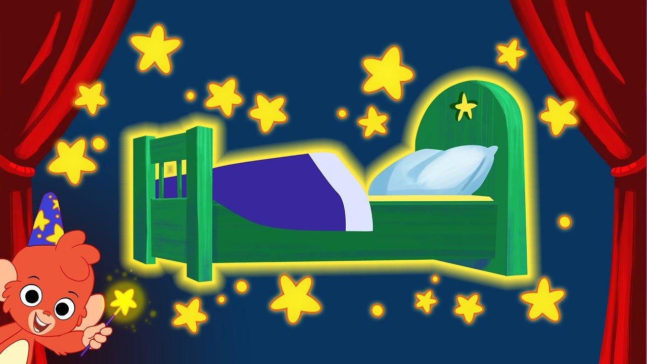 Baboo Magic Show   Bedtime   Counting Sheep   Magic Surprise - YouTube