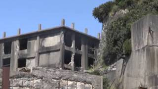 """Hashima, """"isla infierno"""" por su pasado bélico, es patrimonio de UNESCO"""