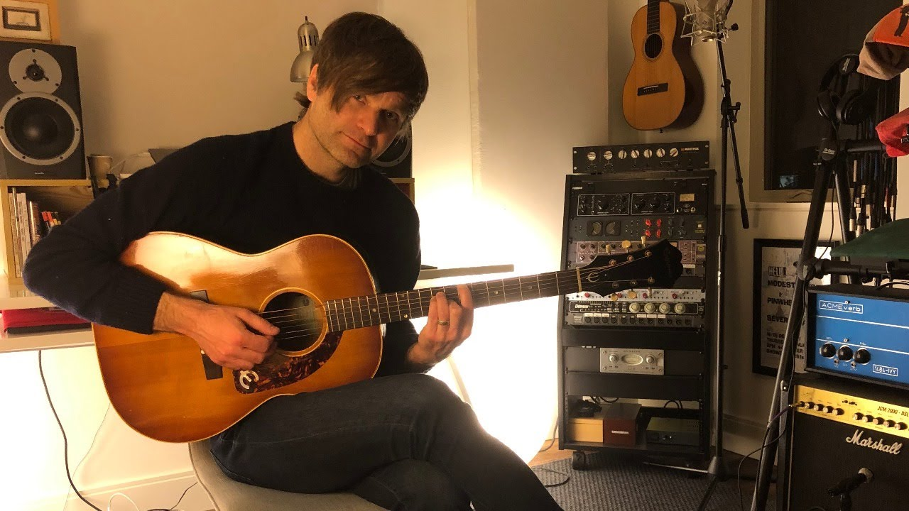 Ben Gibbard Live From Home Youtube