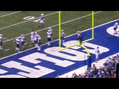 Colts vs. Patriots 2009