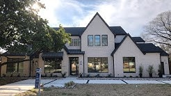 Brand New 2018 Preston Hollow (Dallas) Construction Home!