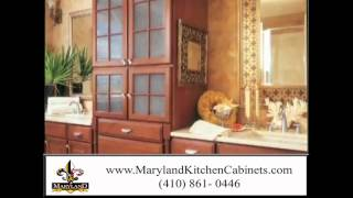 Wood Species Cabinets - What To Expect - Maryland Kitchen Cabinets