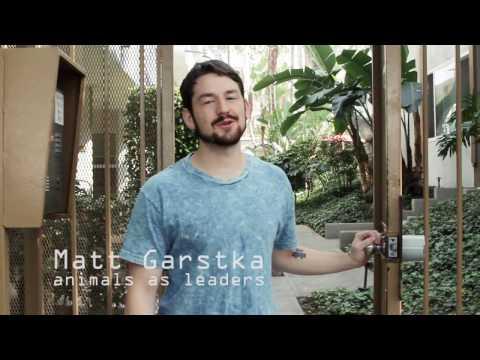 Matt Garstka (Animals As Leaders) - CRIBS