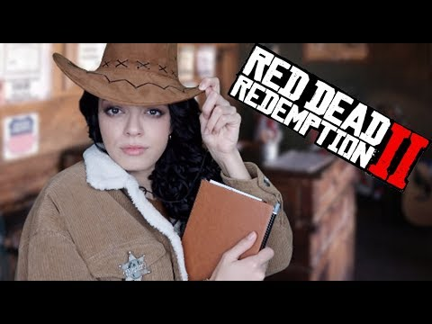 ASMR | Red Dead Redemption 2 🐎 The Sheriff Takes Care of You 🐴 [Thick Accent] thumbnail