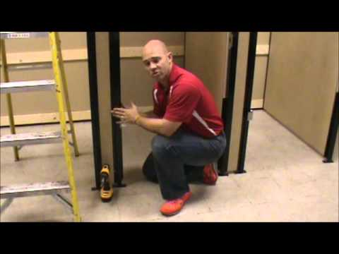 Fitting Room Assembly Video