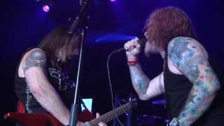 Lillian axe Ghost of Winter Live Marksville La 7 4 2013 Video shot By Tim mcaskill