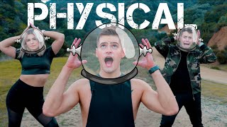 Baixar Dua Lipa - Physical | Caleb Marshall | Dance Workout
