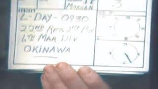 【D-Day - 4月2日】カラー化映像でたどる沖縄戦2