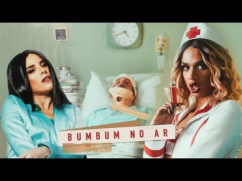 Lia Clark - Bumbum No Ar (feat. Wanessa Camargo) [Vídeo Oficial]