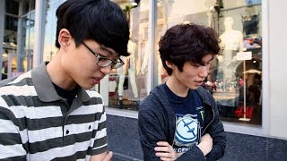 From Korea to Hollywood: Seraph and Helios hit the LCS