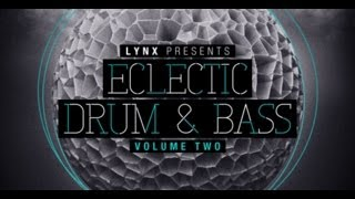 Lynx Drum Bass Samples - Lynx Pres Drum Bass Vol2