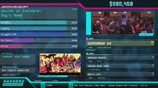 Superman 64 by headstrong1290 AGDQ 2018