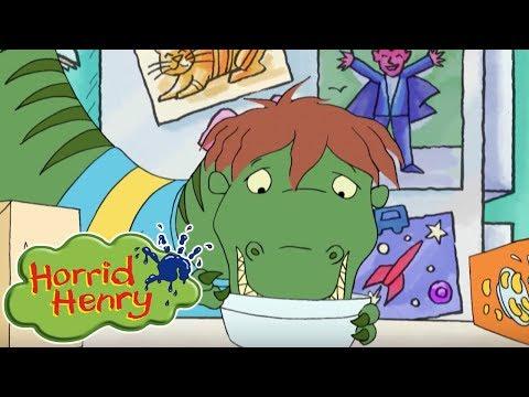 Horrid Henry - Day of the Dinosaur | Videos For Kids | Horrid Henry Episodes | HFFE | Cartoon