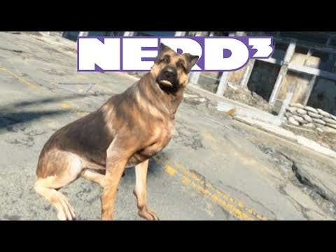 Nerd³ Sees Fallout 4 in VR - 12 Dec 2017