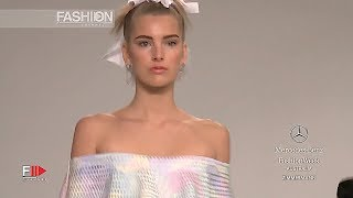 ZIMMERMANN Spring Summer 2012 2013 MBFW Australia - Fashion Channel