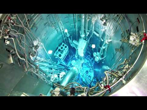 Australia's OPAL research reactor: Behind the scenes