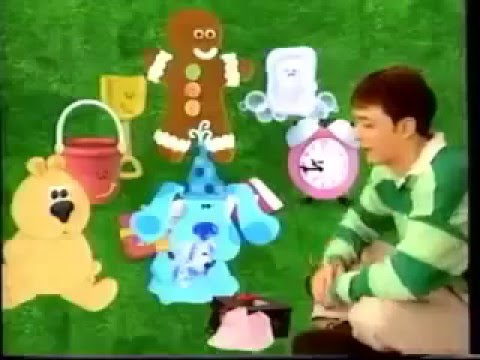 Opening To Blues Clues Magenta Comes Over 2000 Vhs Youtube