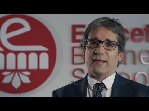 Executive MBA  - Joel Ferrer