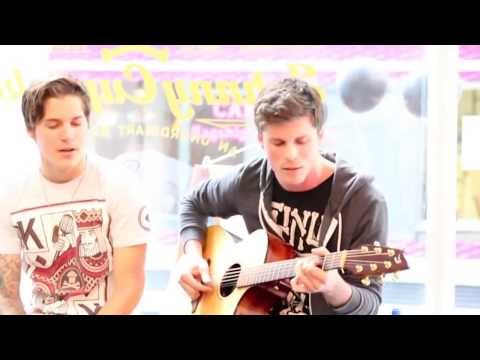 Our Last Night  Skyfall acoustic