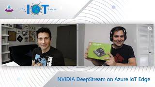 NVIDIA DeepStream on Azure IoT Edge