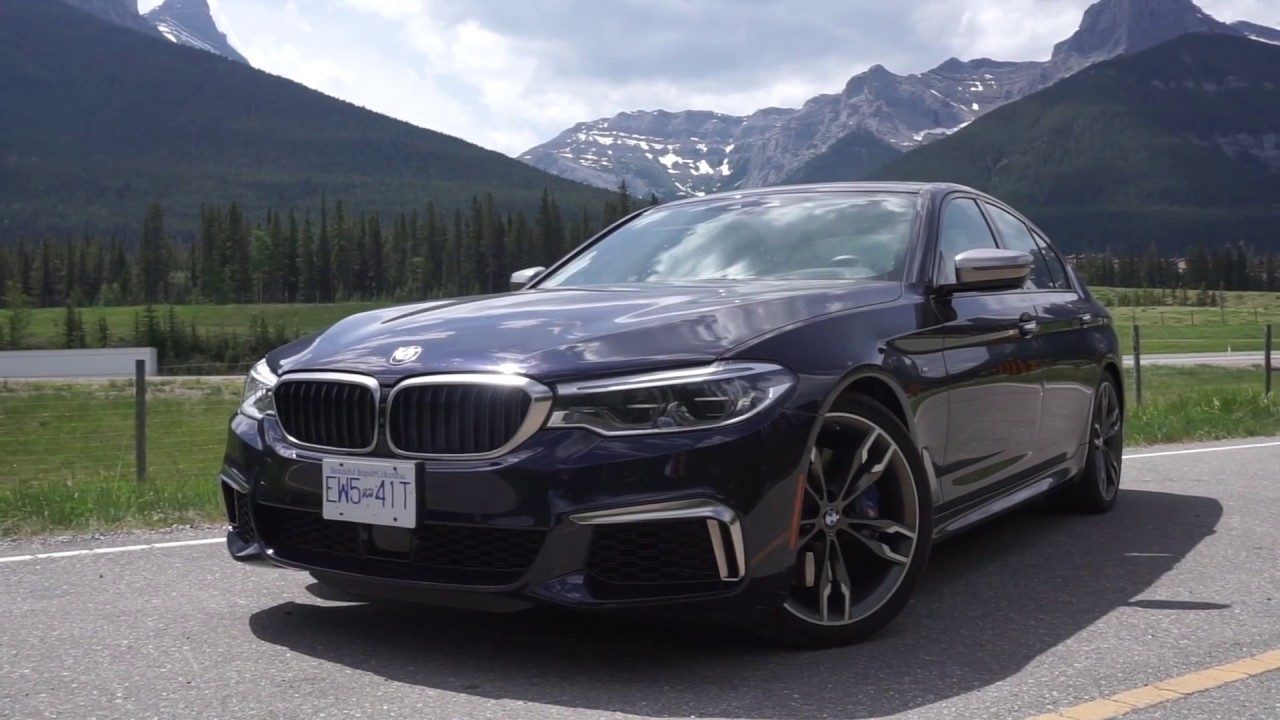 Bmw M550 Review Youtube