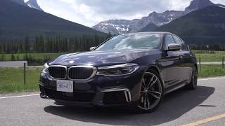 BMW M550 Review