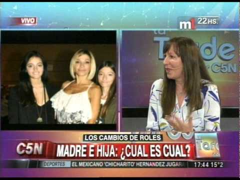 C5N - SOCIEDAD: MADRE E HIJA, LOS CAMBIOS DE ROLES