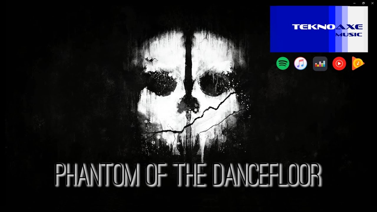 Phantom of the Dancefloor - Dubstep/Halloween - Royalty Free Music
