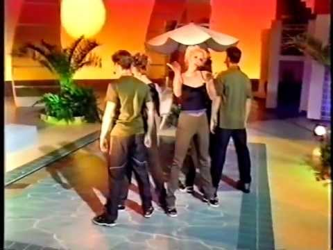 Steps - Last Thing On My Mind - live on Blue Peter 1998