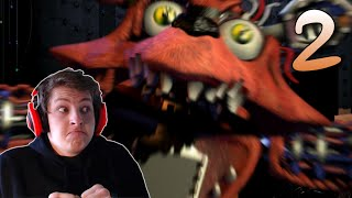 DAMN IT FOXY, NOT AGAIN! | Five Nights at Freddy's 2 #2