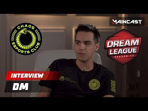Интервью с Dm на The Leipzig Major