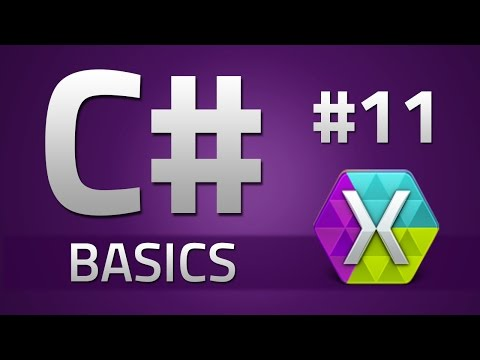 11. How to program in C# - INHERITANCE - Beginner Tutorial