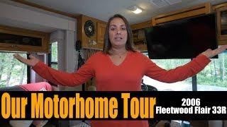 Tour Our 2006 Fleetwood Flair 33R Motorhome