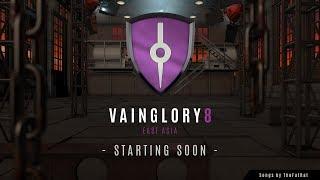 ROX Armada vs Detonation Gaming EA Vainglory8 Summer Season - S1W3