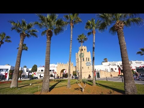 Port El Kantaoui , Sousse ,Tunisia  HD