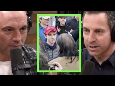 The Covington Kids Outrage | Joe Rogan & Sam Harris