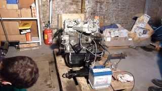 Démarrage moteur M10 BMW 2002