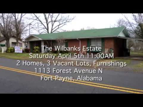The Wilbanks Estate   Fort Payne, Alabama